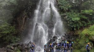 Canyoning-São Miguel-Salto do Cabrito Canyon in Sao Miguel-3