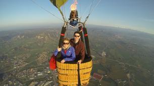 Hot Air Ballooning-Barcelona-Hot air balloon flights in Vic near Barcelona-6