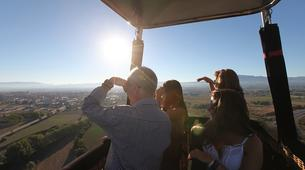 Hot Air Ballooning-Barcelona-Hot air balloon flights in Vic near Barcelona-1