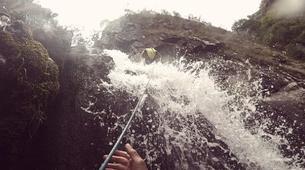 Canyoning-Porto-Canyon of Rio de Frades near Porto-4