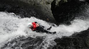 Canyoning-Sainte-Suzanne River-Sainte Suzanne canyon in Reunion Island-5