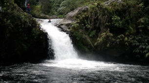 Canyoning-Rivière Langevin, Saint-Joseph-Canyon du Grain Galet, Rivière Langevin à La Réunion-9