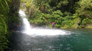 Canyoning-Rivière Langevin, Saint-Joseph-Canyon du Grain Galet, Rivière Langevin à La Réunion-5
