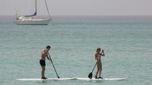 Stand Up Paddle-Boa Vista-Cours de SUP à Boa Vista, Cap-Vert-1