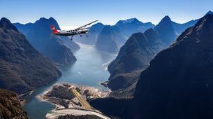 Scenic Flights-Queenstown-Milford Sound scenic flight from Queenstown-1