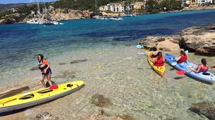 Sea Kayaking-Mallorca-Kayaking, Snorkelling & Coasteering excursion in Illetes, Mallorca-2
