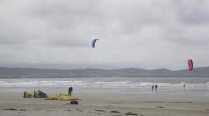 Kitesurfing-Donegal-Beginner kitesurfing course on Murvagh Beach, Donegal-2