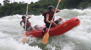 Rafting-Jinja-Extreme rafting down the White Nile River near Jinja, Uganda-1