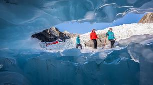 Helicoptère-Glacier Franz Josef-Franz Josef Glacier heli hiking excursion-6