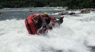 Rafting-Jinja-Rafting down the White Nile River near Jinja, Uganda-4