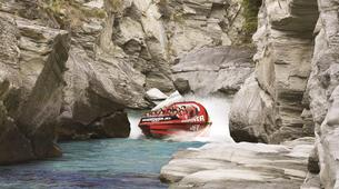 Helicopter tours-Queenstown-Jet boating and helicopter ride combo in Queenstown-5