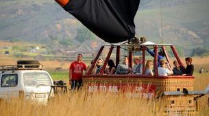 Hot Air Ballooning-Johannesburg-Hot air balloon flight near Johannesburg-3
