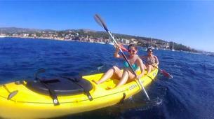 Sea Kayaking-Mallorca-Kayaking, Snorkelling & Coasteering excursion in Illetes, Mallorca-3