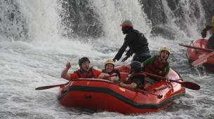 Rafting-Jinja-Rafting down the White Nile River near Jinja, Uganda-1