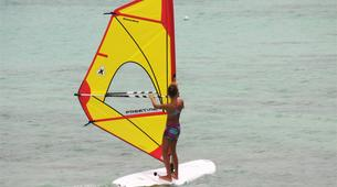 Windsurfing-Boa Vista-Windsurfing lessons in Boa Vista, Cape Verde-5