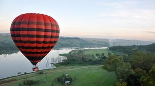 Hot Air Ballooning-Johannesburg-Hot air balloon flight near Johannesburg-6