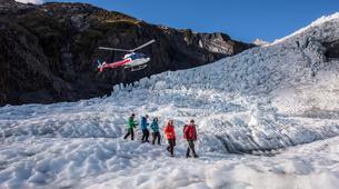 Helicoptère-Glacier Franz Josef-Franz Josef Glacier heli hiking excursion-2
