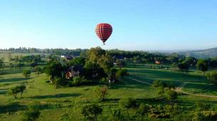 Hot Air Ballooning-Johannesburg-Hot air balloon flight near Johannesburg-1
