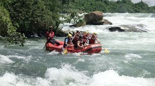 Rafting-Jinja-Rafting down the White Nile River near Jinja, Uganda-3