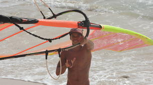 Windsurfing-Boa Vista-Windsurfing lessons in Boa Vista, Cape Verde-2