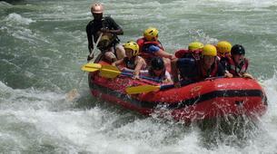 Rafting-Jinja-Rafting down the White Nile River near Jinja, Uganda-5