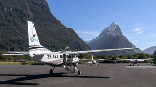 Scenic Flights-Queenstown-Scenic flight over Milford Sound, Queenstown-2