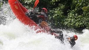 Rafting-Jinja-Extreme rafting down the White Nile River near Jinja, Uganda-4