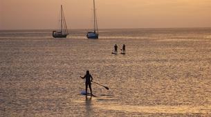Stand Up Paddle-Boa Vista-Cours de SUP à Boa Vista, Cap-Vert-3
