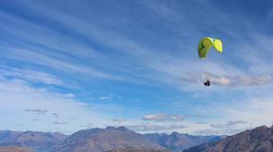 Paragliding-Queenstown-Tandem paragliding flight over Queenstown-4