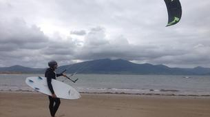 Kitesurfing-Donegal-Beginner kitesurfing course on Murvagh Beach, Donegal-1