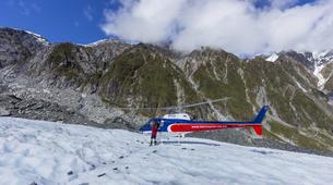 Helicoptère-Glacier Franz Josef-Franz Josef Glacier heli hiking excursion-1