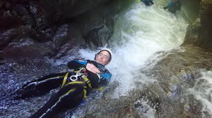 Canyoning-Annecy-Canyon de Montmin, près d'Annecy-3