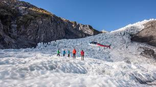 Helicoptère-Glacier Franz Josef-Franz Josef Glacier heli hiking excursion-3