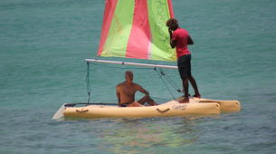 Windsurfing-Boa Vista-Windsurfing lessons in Boa Vista, Cape Verde-1