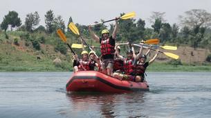 Rafting-Jinja-Rafting down the White Nile River near Jinja, Uganda-6