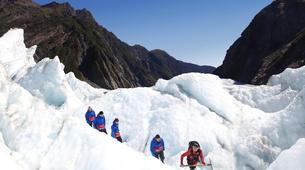 Helicoptère-Glacier Franz Josef-Franz Josef Glacier heli hiking excursion-5