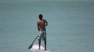 Stand Up Paddle-Boa Vista-Cours de SUP à Boa Vista, Cap-Vert-2
