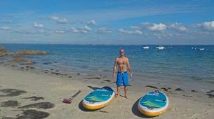 Stand Up Paddle-Quiberon-Balades Stand Up Paddle dans la Baie de Quiberon-3