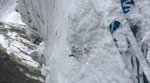 Backcountry Skiing-Chamonix Mont-Blanc-Backcountry steep skiing day trip in Chamonix-4