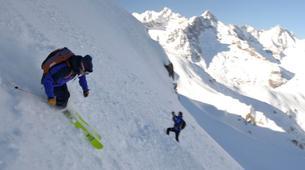 Backcountry Skiing-Avoriaz, Portes du Soleil-Backcountry skiing day trip in the Portes du Soleil-2