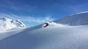 Ski Hors-piste-Chamonix Mont-Blanc-Journée Ski Hors-Piste à Chamonix-1