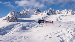 Helicoptère-Glacier Franz Josef-Twin Glacier helicopter flight from Franz Josef Glacier-2