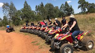 Quad biking-Pretoria-Quad safari excursion in Cullinan near Pretoria-2