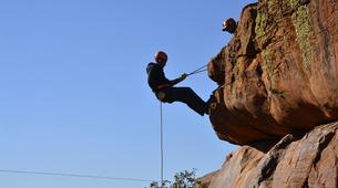 Abseiling-Pretoria-Abseiling and rap jumping in Cullinan near Pretoria-6