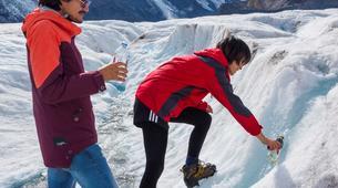 Helicopter tours-Aoraki / Mount Cook-Tasman Glacier heli hiking excursion-2