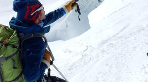 Ski Hors-piste-Chamonix Mont-Blanc-Descente de la Vallée Blanche à Ski, Chamonix-5