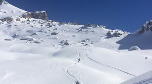 Ski touring-Val d'Isère, Espace Killy-Ski touring in Val d'isère, Espace Killy-4