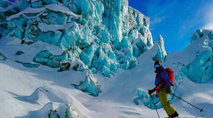 Ski Hors-piste-Chamonix Mont-Blanc-Journée Ski Hors-Piste à Chamonix-5