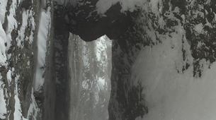 Backcountry Skiing-Chamonix Mont-Blanc-Backcountry steep skiing day trip in Chamonix-3