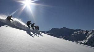 Ski touring-Val d'Isère, Espace Killy-Ski touring in Val d'isère, Espace Killy-1